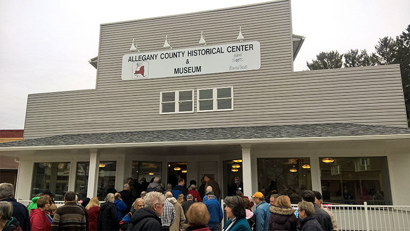 Photo - Allegany County  and Andover Historical Societies and Museum