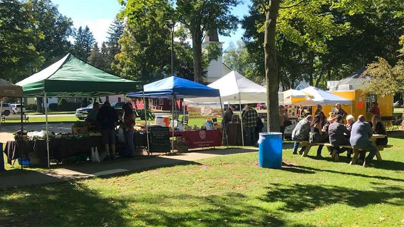 Photo - Angelica Farmers' Market
