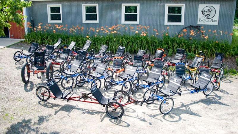 Photo - Bicycle Man