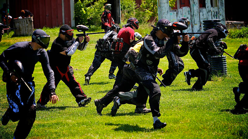 Photo - GRC Paintball