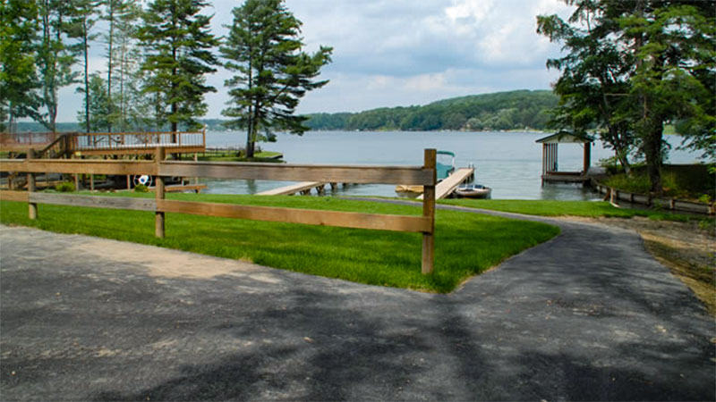 Photo - Rushford Lake Cottage Rentals