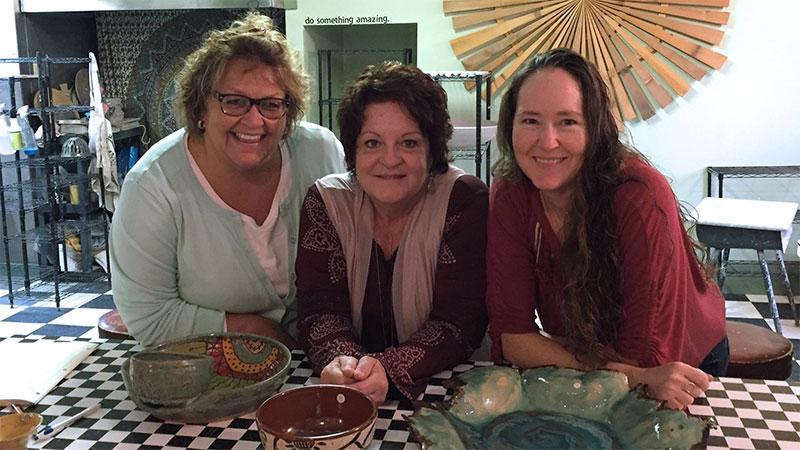 Photo - Three Clay Sisters Pottery