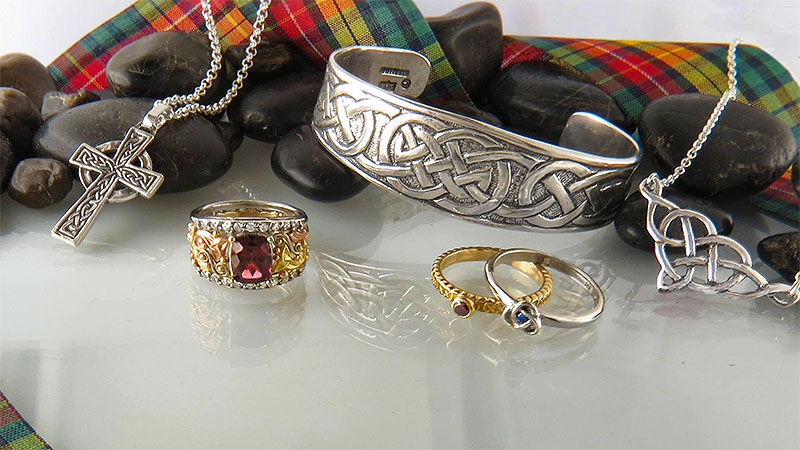 Photo - Walker Metalsmiths Celtic Jewelry