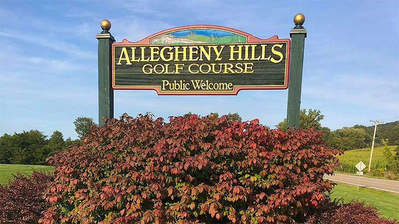 Photo - Allegheny Hills Golf Course