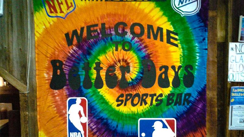 Photo - Better Days Sports Bar