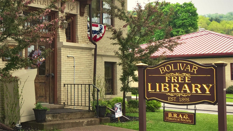 Photo - Bolivar Free Library