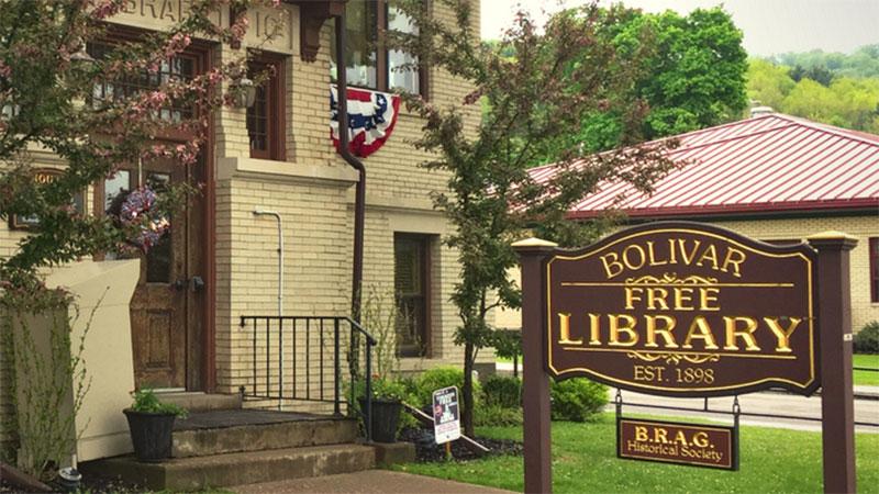 Photo - Bolivar Free Library