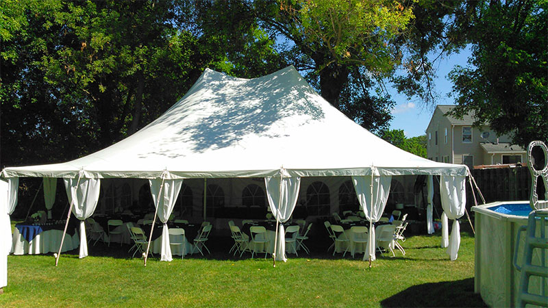 Photo - Cline's Tent Rental Inc.