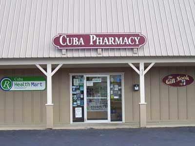 Photo - The Gift Nook at Cuba Pharmacy