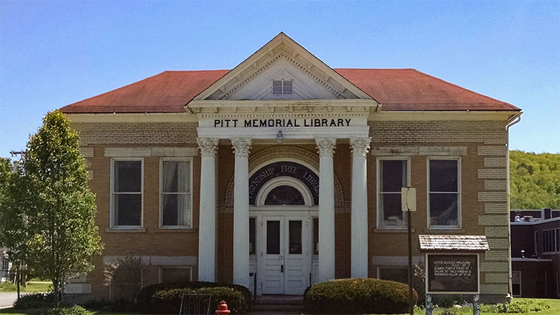 Photo - Friendship Free Library