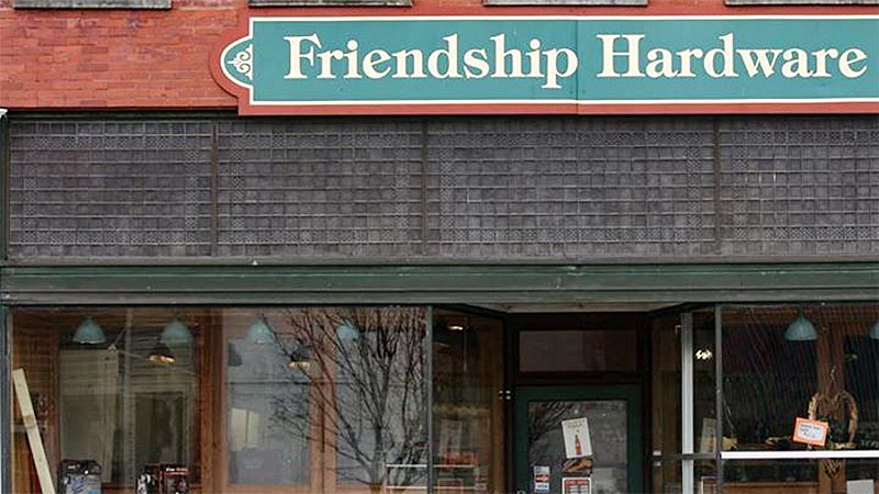 Photo - Friendship Hardware and Sandwich Shop