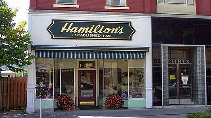 Photo - Hamilton Shoe Store