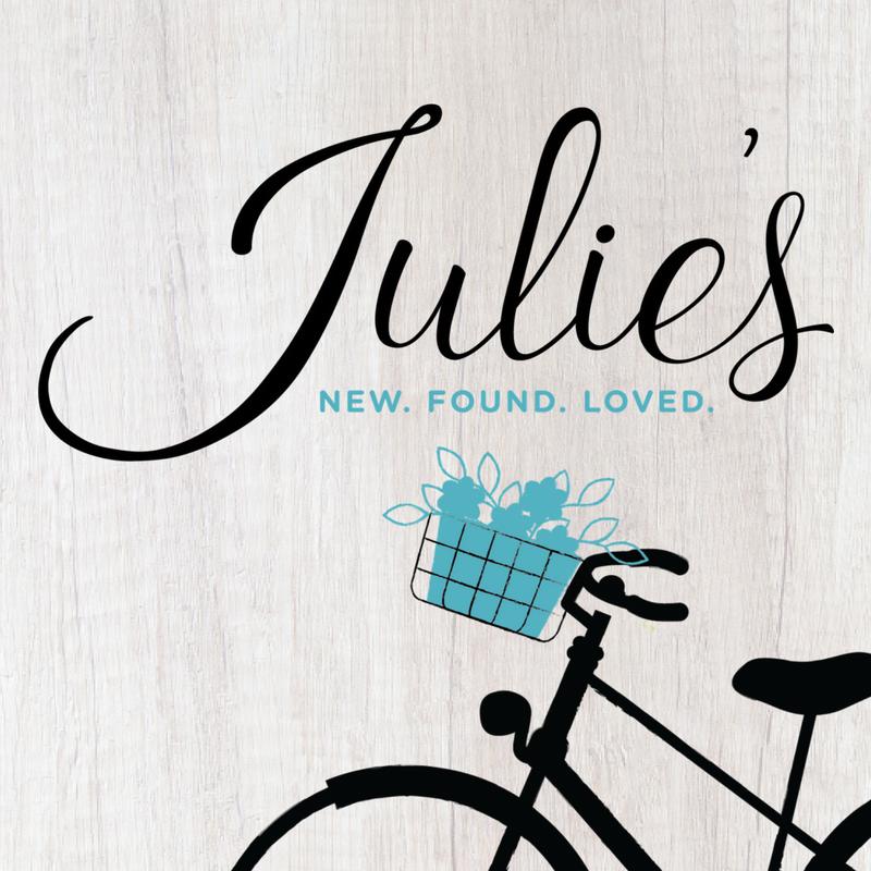 Photo - Julie's New. Found. Loved.