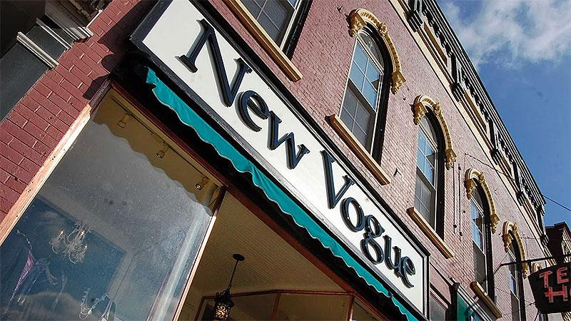 Photo - New Vogue Shop