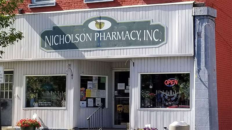Photo - Nicholson Pharmacy & Gift Shop