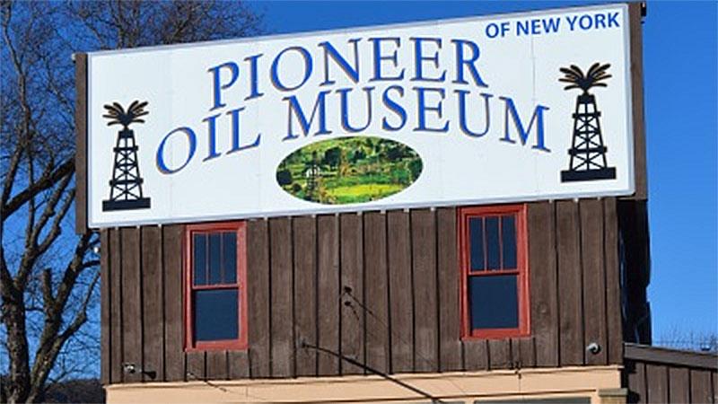 Photo - Bolivar Pioneer Oil Museum