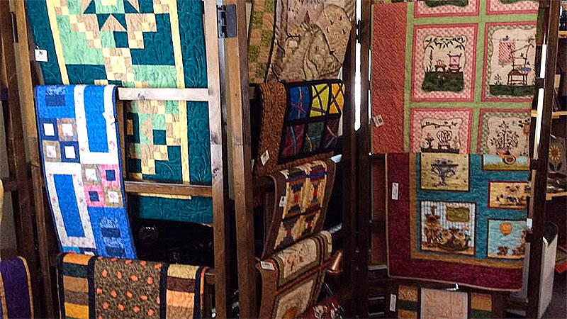 Photo - Quilted Treasures