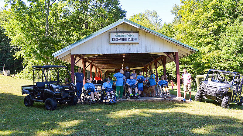 Photo - Rushford Lake Conservation Club