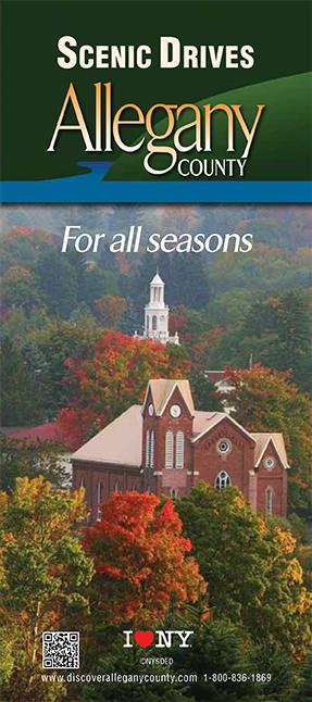 Scenic Drives Brochure