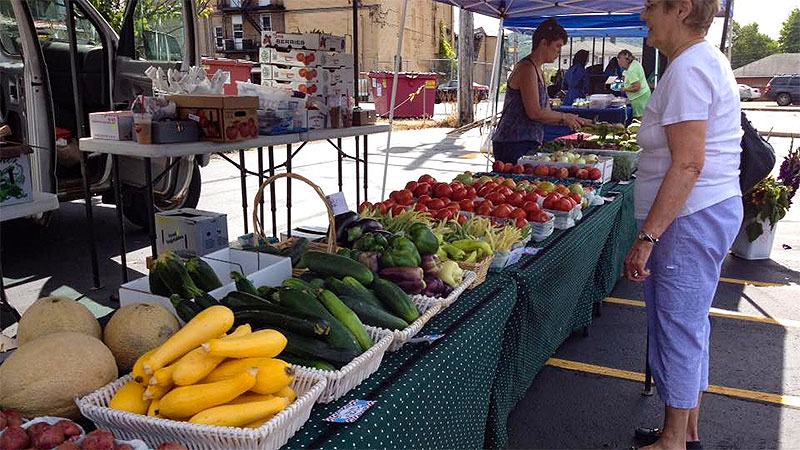 Photo - Wellsville Farmers' Market