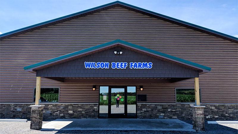 Photo - Wilson Beef Farms