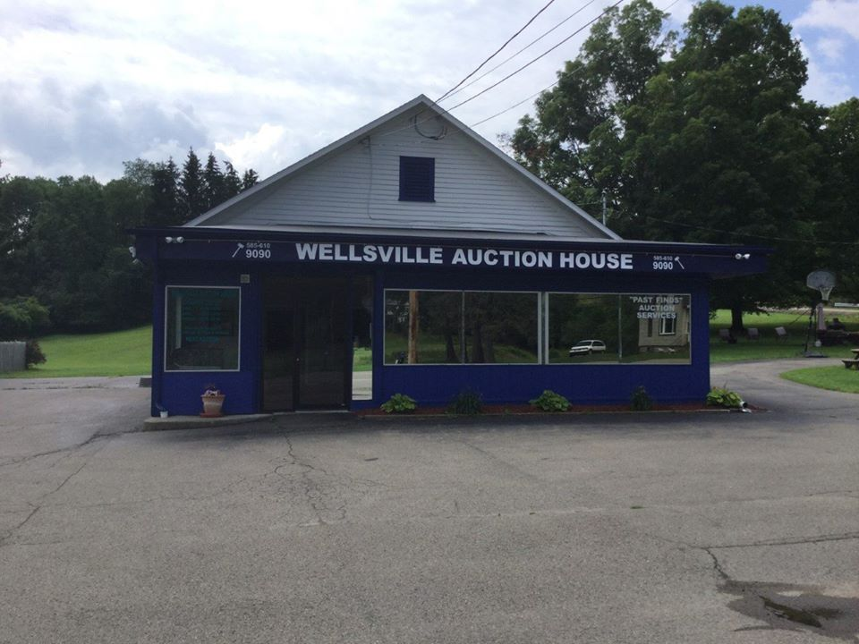 Photo - Wellsville Auction House