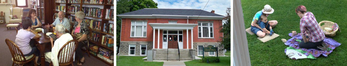 Photo - 20th Century Club Library
