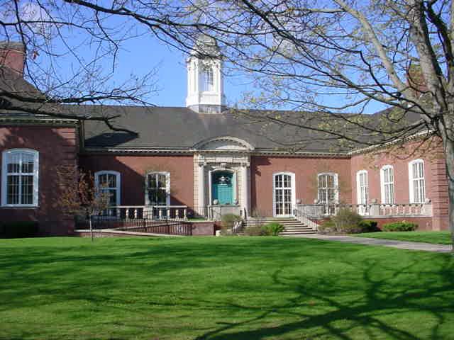 Photo - David A. Howe Memorial Library