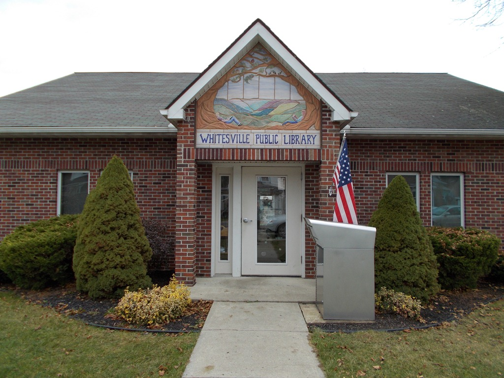 Photo - Whitesville Public Library